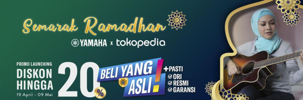 Semarak Ramadhan Tokopedia